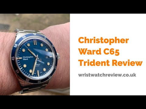 Christopher Ward C65 Trident Watch Review