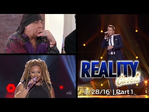 American Idol 2016 | Week 12 Top 4 | Reality Check Recap PART 1 OF 2