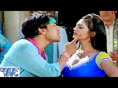 गोरी कुतर कुतर रस लेब  || Saat Saheliya || Dinesh Lal || Bhojpuri Hot Songs 2015 new