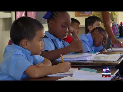 SCHOOL OF THE NATIONS COPS 2017 CARIBBEAN AWARD FOR EDUCATION