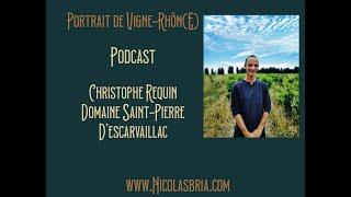 Domaine Saint-Pierre d'Escarvaillac / Christophe Requin