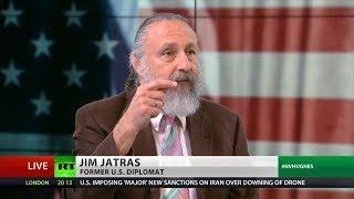 'We've backed Iran into a corner' – former US diplomat
