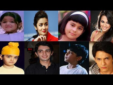 Famous Bollywood Child Actors And What They Look Like Now||creative edge