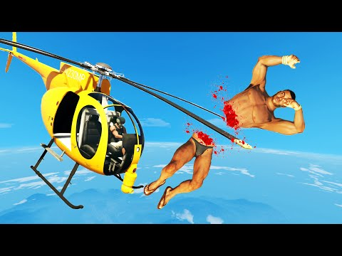 GTA 5 FAILS - #1 (GTA 5 Funny Moments...
