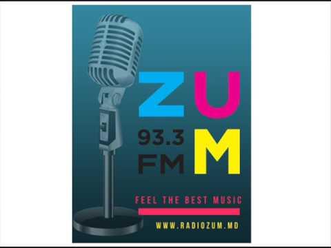 RADIO ZUM 93.3 FM Chişinău - received in Germany (1500 km)