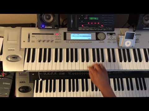 Grupo Bryndis - Te Fuiste En Navidad - tutorial y cover