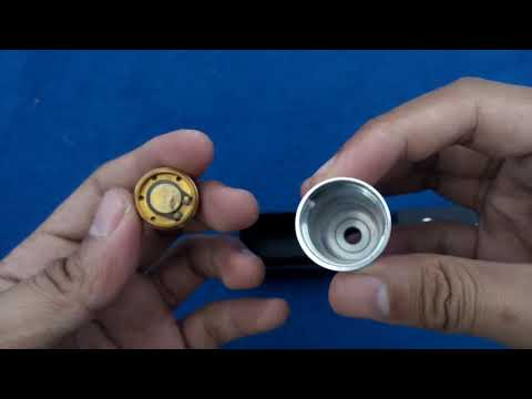 SMPL Mechanical Mod Clone