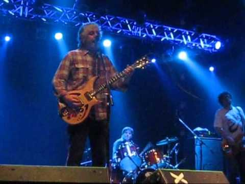Lee Ranaldo - Thank you for sending me an angel (Talking Heads) - 2013-07-16 - Teatro Vorterix