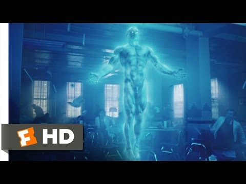 Watchmen (3/9) Movie CLIP - The Birth of Dr. Manhattan (2009