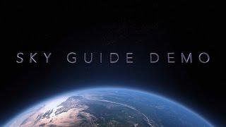 Sky Guide App Demo