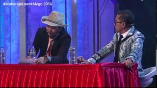 Maharaja Lawak Mega 2014 - Minggu 1 (Shake)