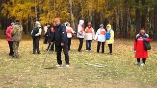 Городошный спорт при ДДТ г.Усолье-Сибирское 2