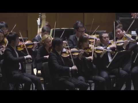 "M. Ravel ""BOLERO"" Suzhou Symphony Orchestra, 31/12/2017"