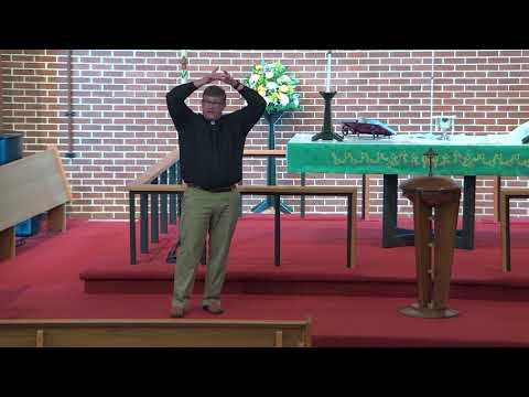 Pisgah Sunday Sermon - Jesus, Family and the Will of God