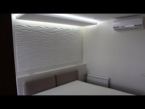 3-комнатная квартира под ключ с перепланировкой./   75 м.кв. за 50 000 у.е / г. Запорожье