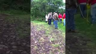 Nuevo panteon en La Isla Jalisco
