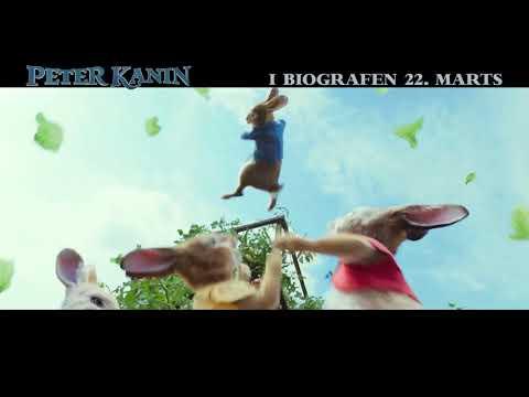 Peter Kanin (dansk trailer m/ DK skilte) - I biografen 22. marts 2018