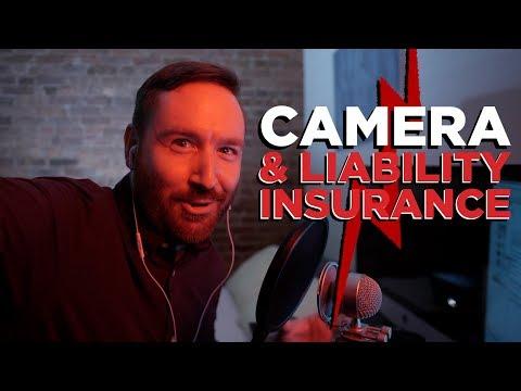 Camera & Liability Insurance | Hey.film Podcast Ep39