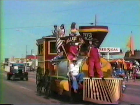 Piñata Festival, Tucumcari, New Mexico, June 27, 1987