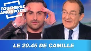 Le 20.45 de Camille Combal : le JT de Jean-Pierre Pernaut