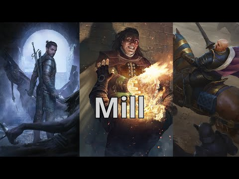 [Gwent] Mill