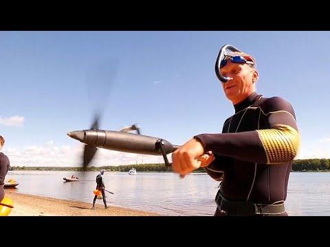 شاهد.. دراجة مائية روسية تساعد الرياضيين على السباحة بسرعة ودون جهد…  - 06:57-2020 / 8 / 1