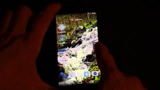 Nexus 5.как оставить чистый экран без иконок