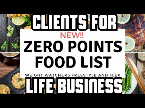 weight-watcher-and-zero-point-food-items:-a-client-for-life-business?