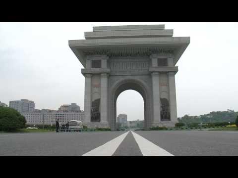 Pyongyang triumph arc HD