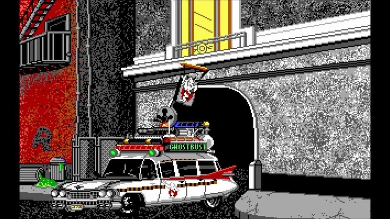 Ghostbusters Spiel