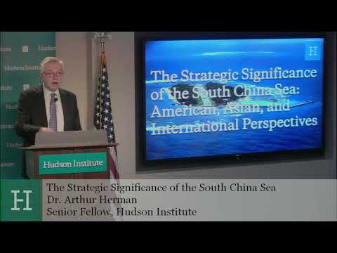 The Strategic Significance of the South China Sea: American, Asian, and International Perspectives 1