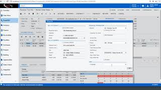 See how to manage billing options and accept deposits payments from within the rental order screen in rental360, a cloud erp solution for equipment renta...