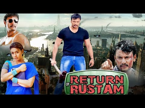 Return Of Rustom - Dubbed Hindi Movies...