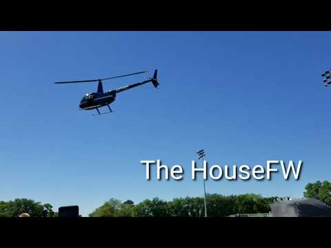 The House Egg Hunt 2k19 ( they brought a helicopter)