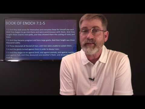 Does the Bible prophesy on an Alien Invasion Part 1 of 2