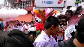 Carnaval Papalotla Tlaxcala 2015 Presentacion Xaltipa