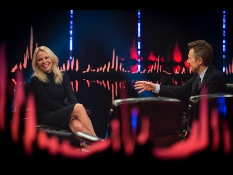 Pamela Anderson on the nature of her relationship to Julian Assange