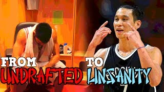From UNDRAFTED To LINSANITY! The NBA Story of Jeremy Lin