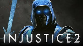 Injustice 2: New Sub-Zero DLC Story Details CHANGED! (Injustice 2: Sub-Zero Biography)