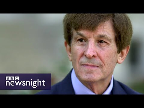 Allan Lichtman: Why President Trump will be impeached – BBC Newsnight
