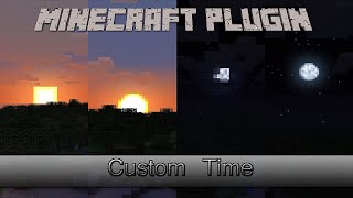 [Plugin] CustomTime | Controlez le temps !