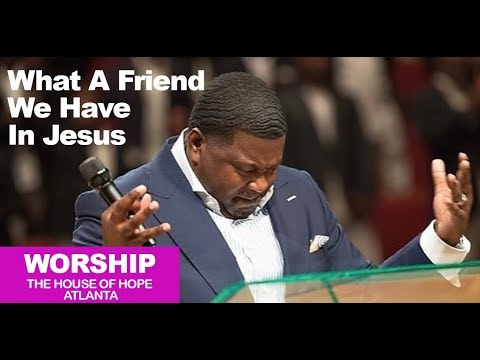 What A Friend We Have In Jesus song by Dr. E. Dewey Smith
