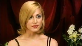 Madonna Talks Marilyn Monroe and What She Would Trade Her Career For (1995)