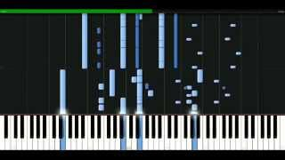 Duffy - Rain on your parade [Piano Tutorial] Synthesia | passkeypiano