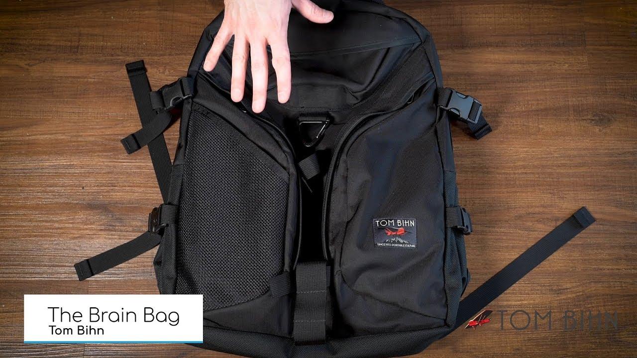 Tom Bihn Brain Bag Edc Travel