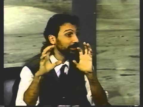 Nassim Haramein - 1st  television interview, 1995