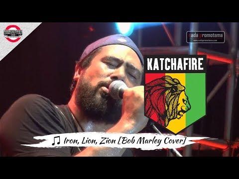 [OFFICIAL MB2016] KATCHAFIRE | Iron, Lion, Zion [Bob Marley Cover] [Mari Berdanska 2017]