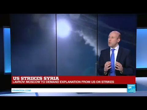 US Strike on Syria: was the American missile attack legal and legitimate under international law?