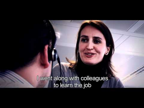 CTGEurope - Meet Marjorie, Test Engineer at CTG Luxembourg.