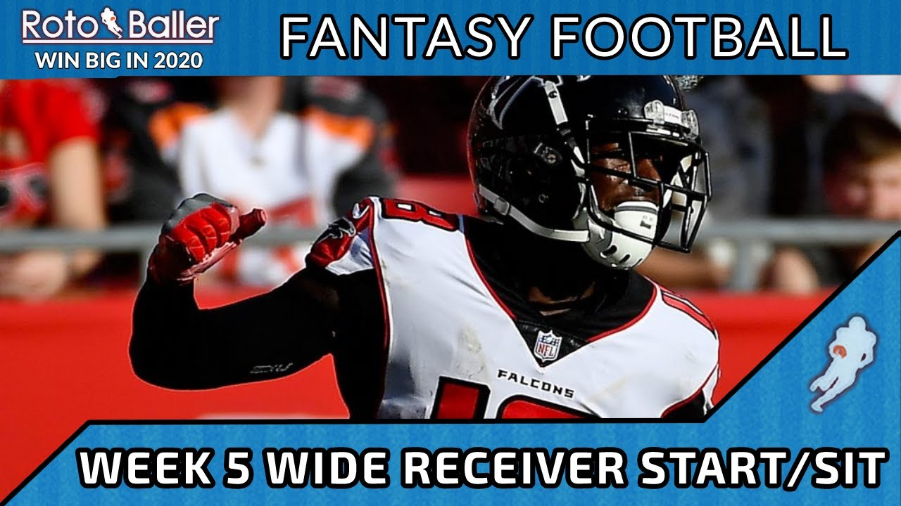 Fantasy football start/sit advice, Week 5: What to do with Amari ...